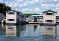 we also rent floating cabins picture of patoka lake marina Patoka Lake Cabins
