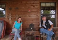 we loved the porch such good memories picture of paluxy Paluxy River Cabins