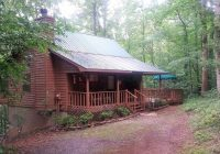 weekday specials spectacular creekside cabin amid n georgia wineries hot tub hiawassee Cabins In Hiawassee Ga