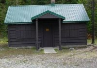 west fork cabin w of choteau recreationgov Montana Forest Service Cabins