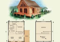 west virginian log home and log cabin floor plan lake Floor Plans For Small Cabins