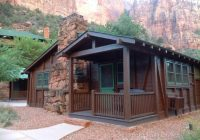 western cabin 522 picture of zion lodge zion national Zion Lodge Cabins