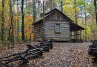 what is it like living in a log cabin outdoor troop Living In A Cabin