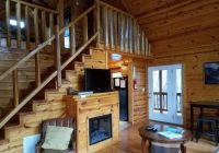 wildcat cabin living room picture of red river gorge Cabins Near Red River Gorge