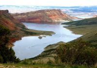 wondering what to do in flaming gorge start with a stay in Flaming Gorge Cabins
