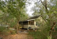 woodsy cabins in florida stay at four great state parks Florida State Parks With Cabins