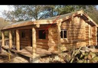wow small log cabin homes Small Wood Cabins