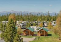 yellowstone grizzly rv park west yellowstone campgrounds Yellowstone Cabins And Rv Park