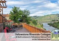 yellowstone riverside cottages gardiner mt booking Yellowstone River Cabins