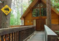yosemite national park cabin rentals getaways all cabins Cabin In Yosemite