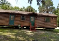 you can now purchase the log cabins from disneys fort Disney World Fort Wilderness Cabins