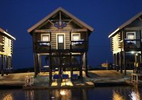 you may never want to leave these rustic bayou log cabins in Bayou Log Cabins